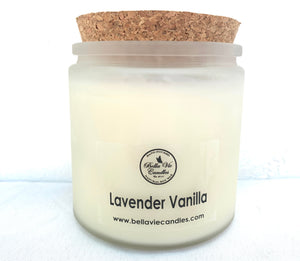 Lavender Vanilla Soy Candle