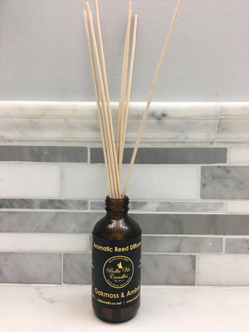 Oak Moss And Amber Reed Diffuser