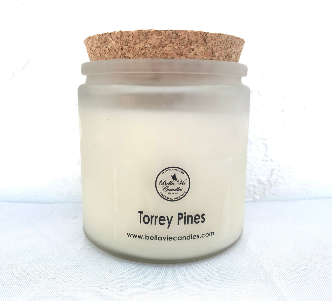 Torrey Pines Soy candle
