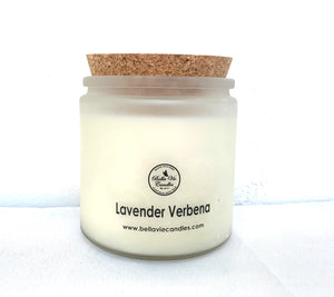 Lavender Verbena Soy Candle
