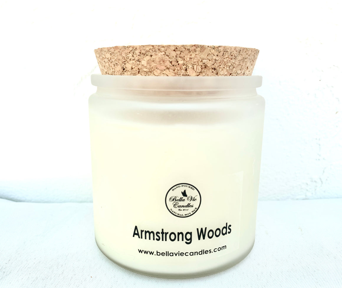 Armstrong Woods  Soy Candle