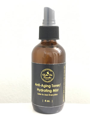 Toner/Hydrating Mist with Rose Water