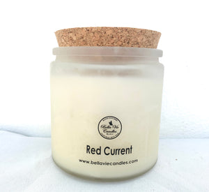 Red Current Soy Candle