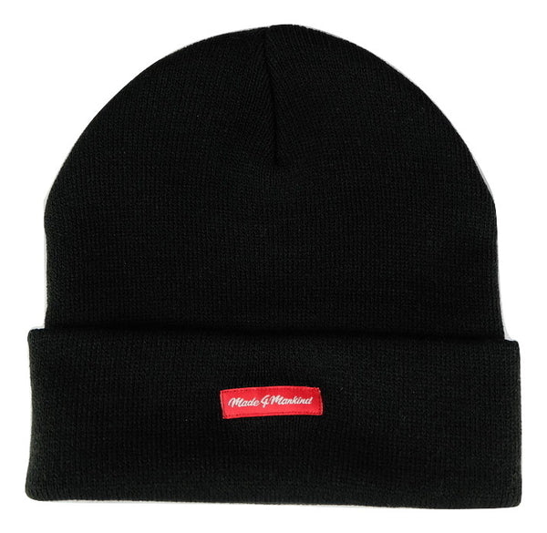 Box Logo Beanie - Made4Mankind Clothing