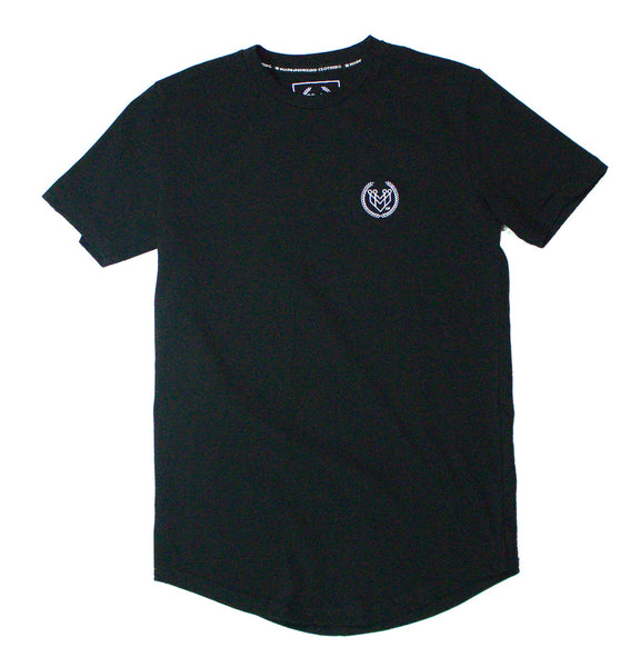 PREMIUM ESSENTIAL TEES 3.0 - BLACK - Made4Mankind Clothing