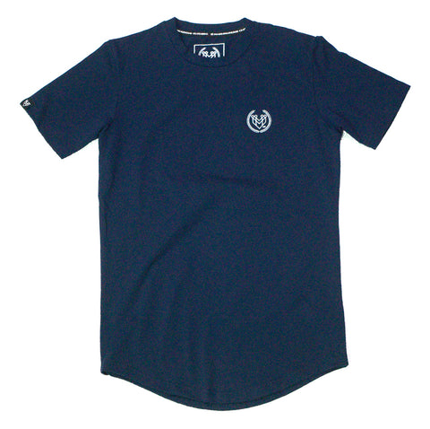 PREMIUM ESSENTIAL TEES 3.0 - NAVY - Made4Mankind Clothing