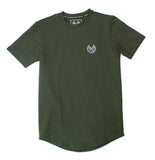 PREMIUM ESSENTIAL TEES 3.0 - OLIVE - Made4Mankind Clothing