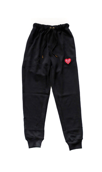 BOSS BABE WOMENS JOGGER - BLACK - Made4Mankind Clothing