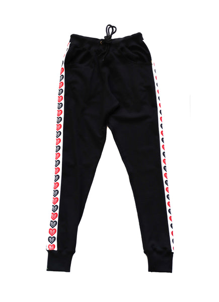 MADE2LUV WOMENS JOGGER - BLACK - Made4Mankind Clothing