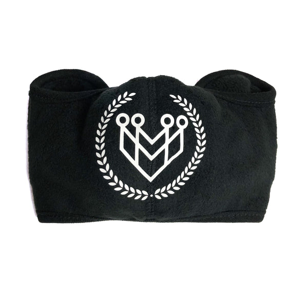 Classic Logo Thermal Fleece Ear Warmer Face Ski Mask - Made4Mankind Clothing