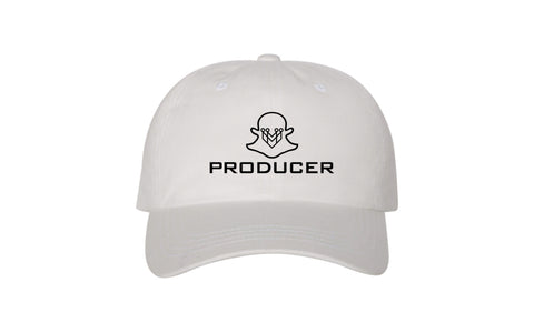 "M4MC X PYJ ""PRODUCER"" DAD HAT - Made4Mankind Clothing"