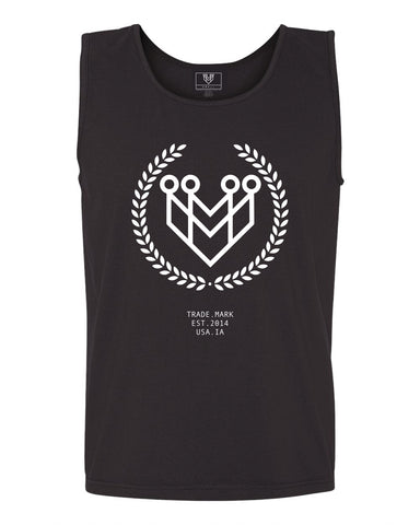 Classic Logo Tank (Black) - Made4Mankind Clothing