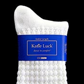 Katie Luck Irish Dancing Socks