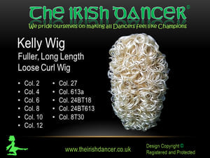 Kelly Loose Curl Full Wig