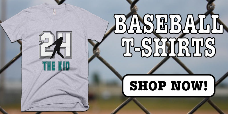 The Kid Baseball T-Shirt in Heather Greay