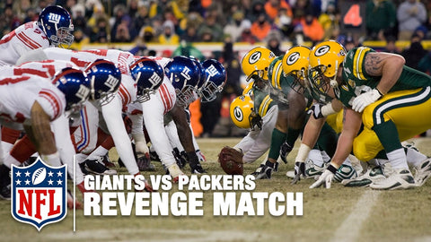 giants vs packers nfl playoffs