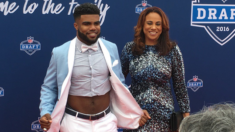 zeke elliot redraft 2016 nfl draft