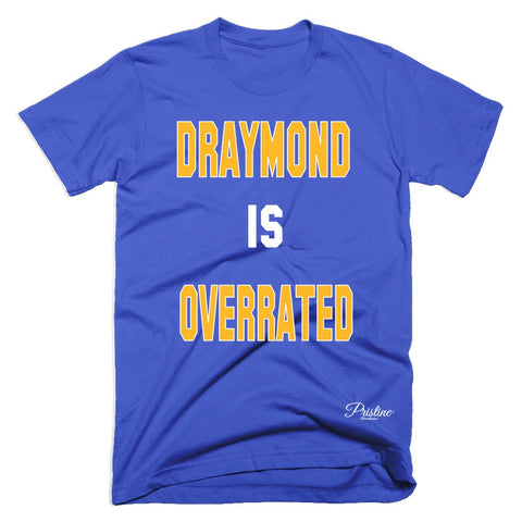 draymond green is overrated tshirt golden state warriors