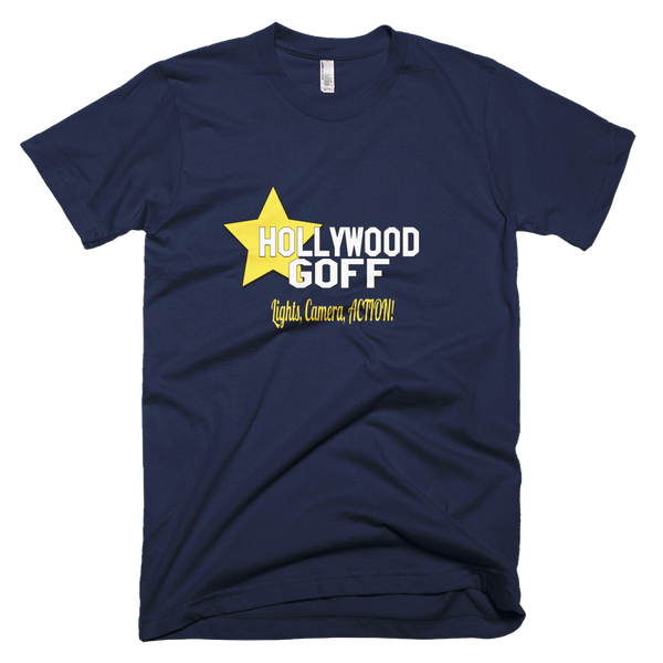 Jared Goff Rams Hollywood T-shirt