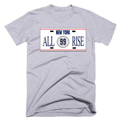 aaron judge all rise new york yankee t-shirt