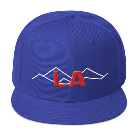LA Mountain View Hat (Snapback)