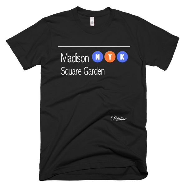 New York Knicks Subway Madison Square Garden Shirt