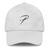 pristine streetwear white dad hat