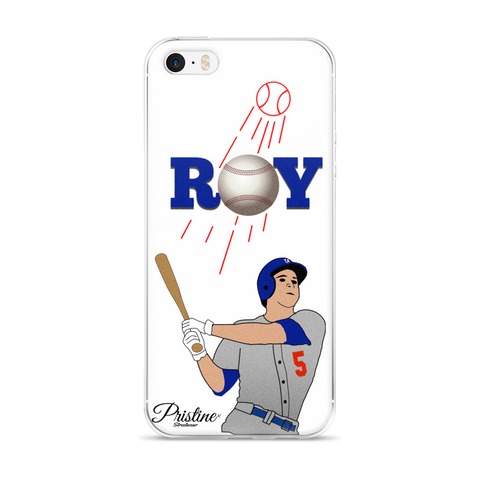 iPhone 5/5s/SE Corey Seager ROY Case