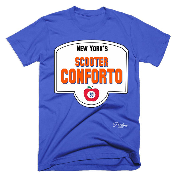 michael conforto tshirt scooter new york mets shirt