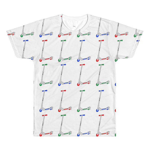 Razor Scooter All-Over Shirt Front