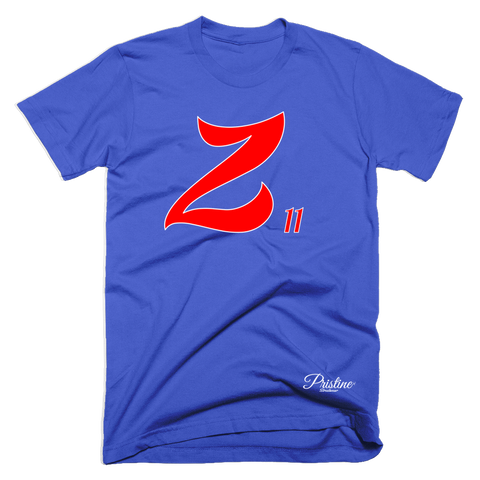 zay jones z 11 buffalo bills tshirt blue