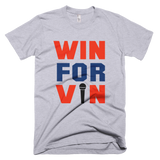 Grey Win for Vin Los Angeles Dodgers T-Shirt