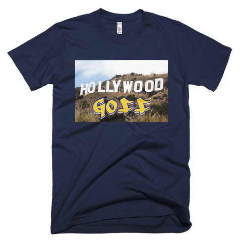 Hollywood Sign Goff Shirt