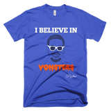 Blue I Believe in Vonsters Von Miller T-Shirt