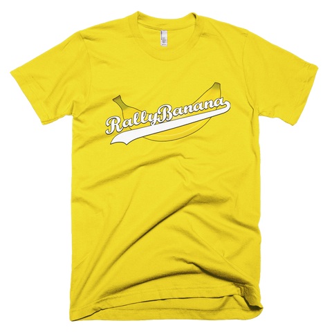 Yellow Rally Banana Shirt Dodgers