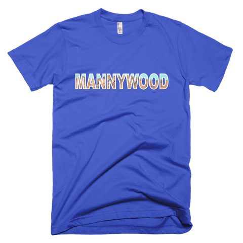 MANNYWOOD Sign LAD T-Shirt