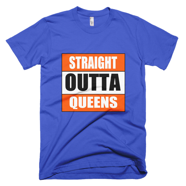 Straight Outta Queens Mets T-Shirt