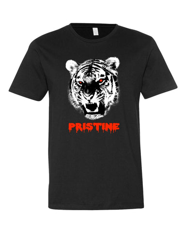 Black Tiger T-Shirt Design