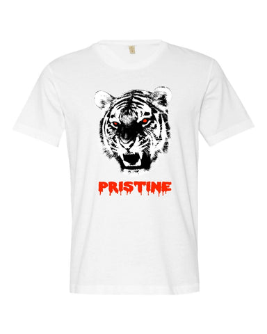 White Tiger T-Shirt Design
