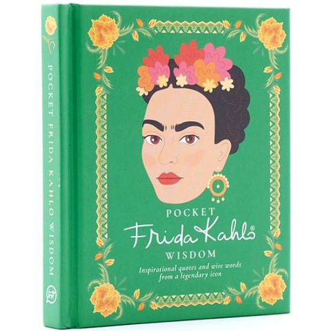 pocket frida khalo wisdom book
