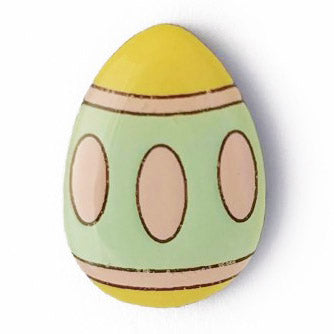 bok bok b'gerk lapel pin 'easter egg'