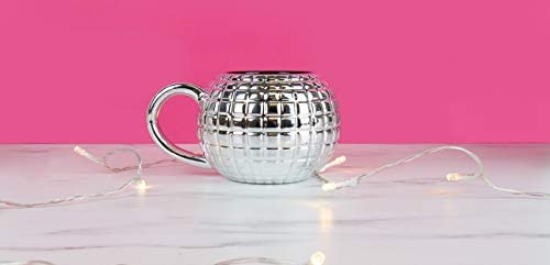 gift republic mug 'disco ball'