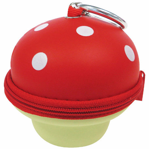 TOADSTOOL PURSE