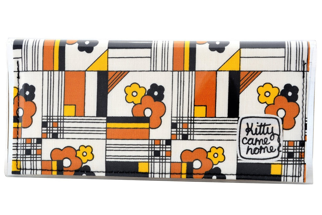 kitty came home bi-fold clutch 'irving baby'