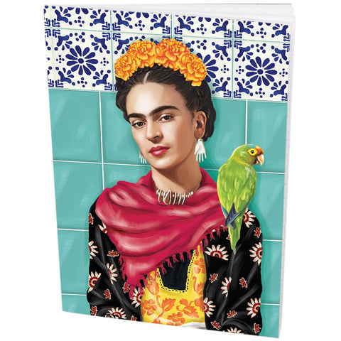 la la land pocket book 'frida's paradise'