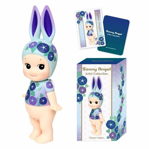 SONNY ANGELS ARTIST COLLECTION NIPPON ASAGAO RABBIT