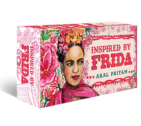 'inspired by frida' cards