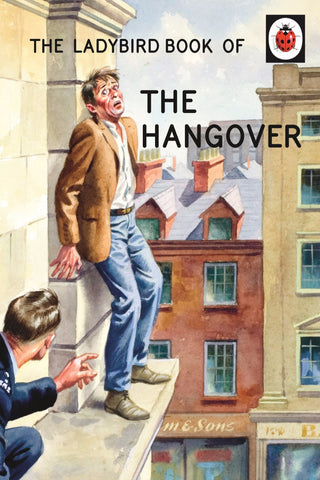 'THE LADYBIRD BOOK OF THE HANGOVER'