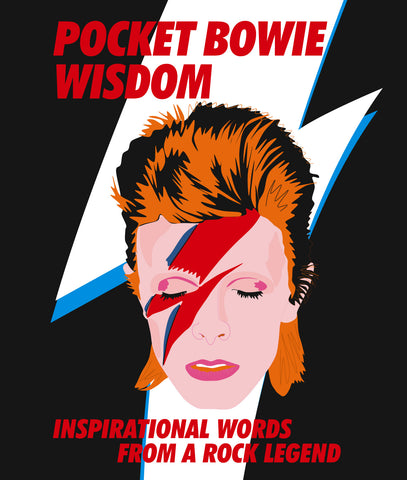 'POCKET BOWIE WISDOM' BOOK
