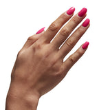 kester black nail polish 'barbie'